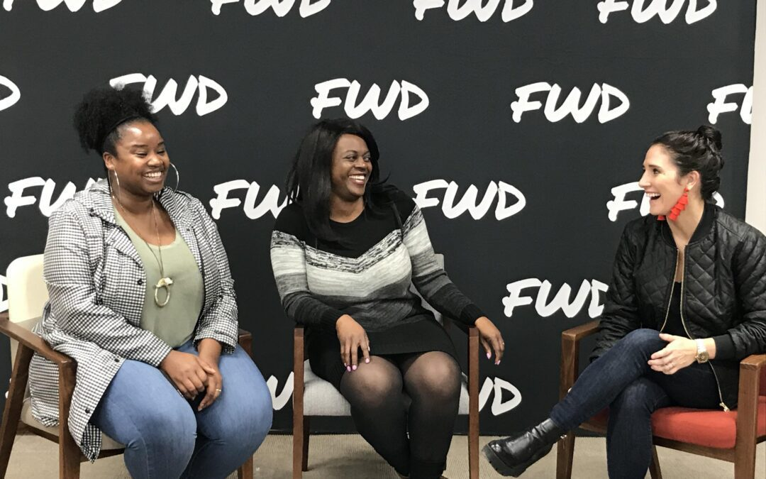 Panel Discussion with FWD Collective in Indianapolis!