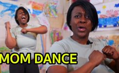 7 Dance Moves for Moms